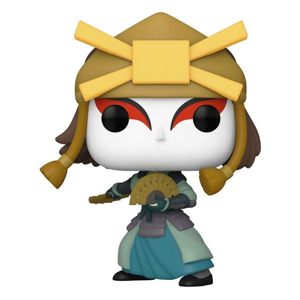 Suki Funko Avatar The Last Airbender POP! Animation 996