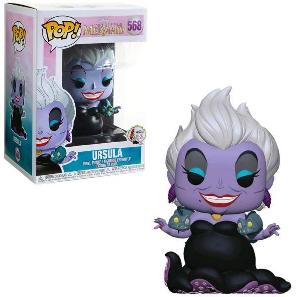 Funko Ursula La Sirenita Disney POP! Bobble Head 568