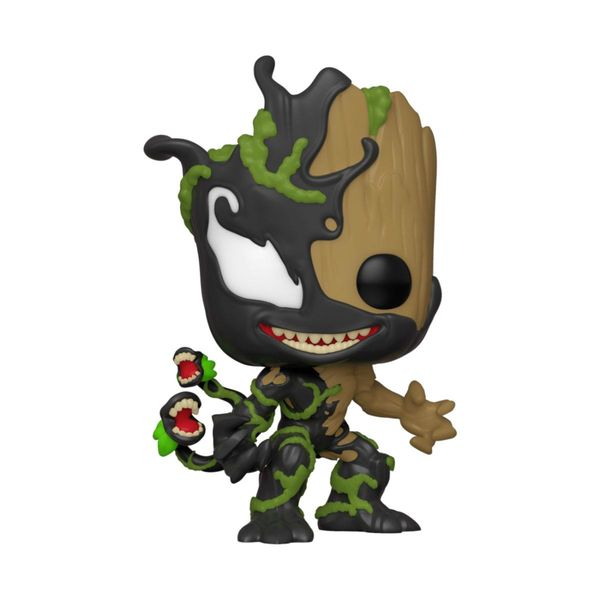 Venomized Groot Funko Maximum Venom Marvel Comics POP!