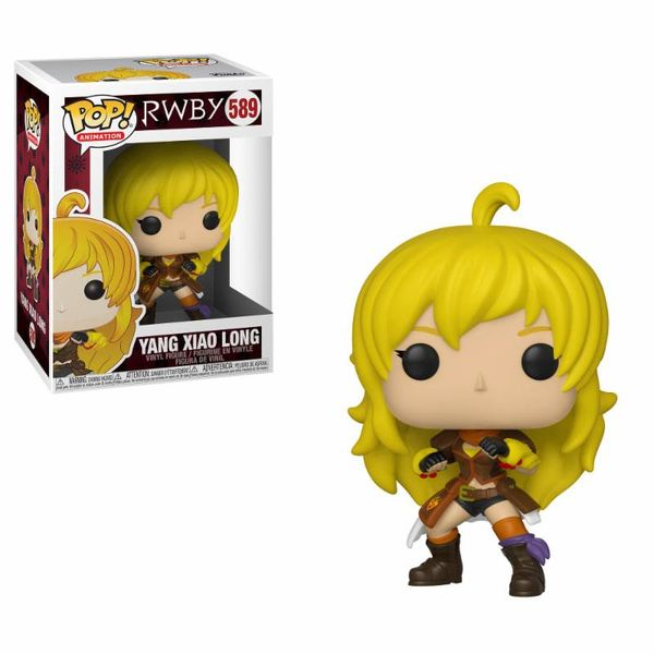 Yang Xiao Long Funko Rwby POP!