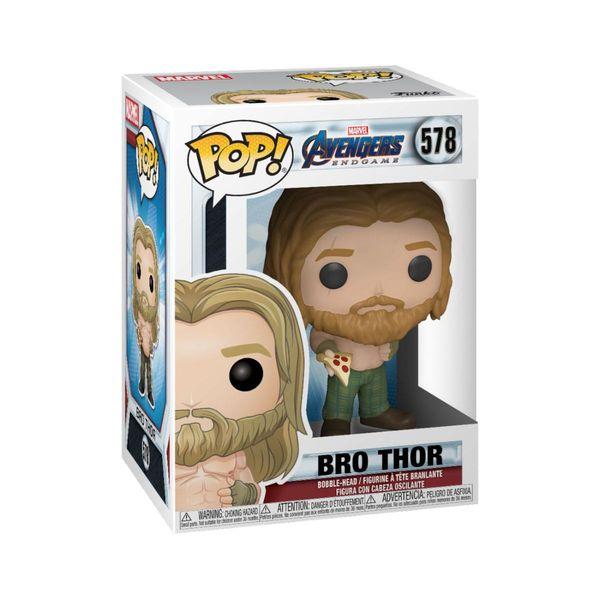 Funko Thor Pizza Vengadores Endgame POP