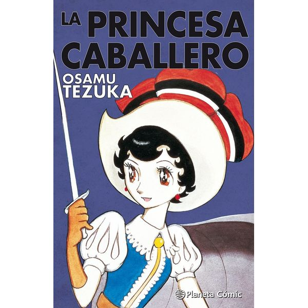 La Princesa Caballero Manga Oficial Planeta Comic