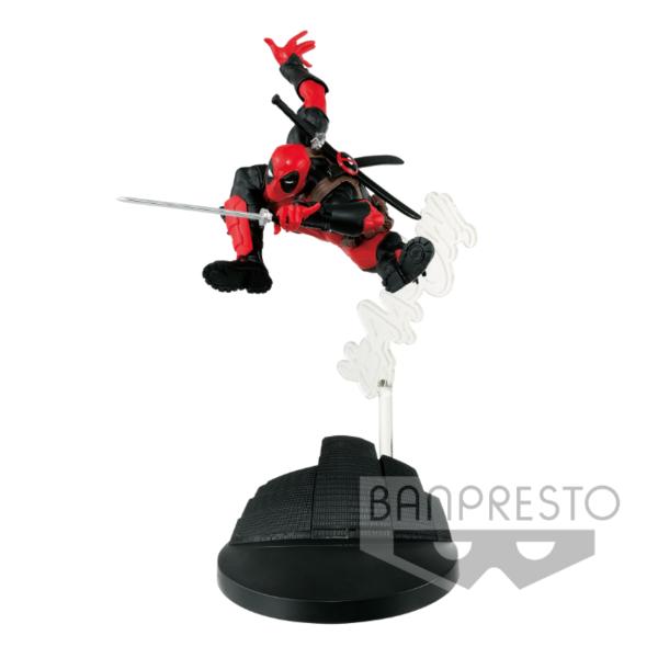 Figura Deadpool Creator x Creator Marvel Comics