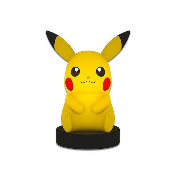 Lámpara Pikachu Pokémon Sol y Luna (Ojos Abiertos)