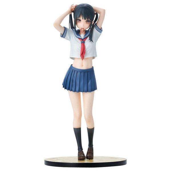 Figura Sailor Fuku no Mannaka de Kantoku