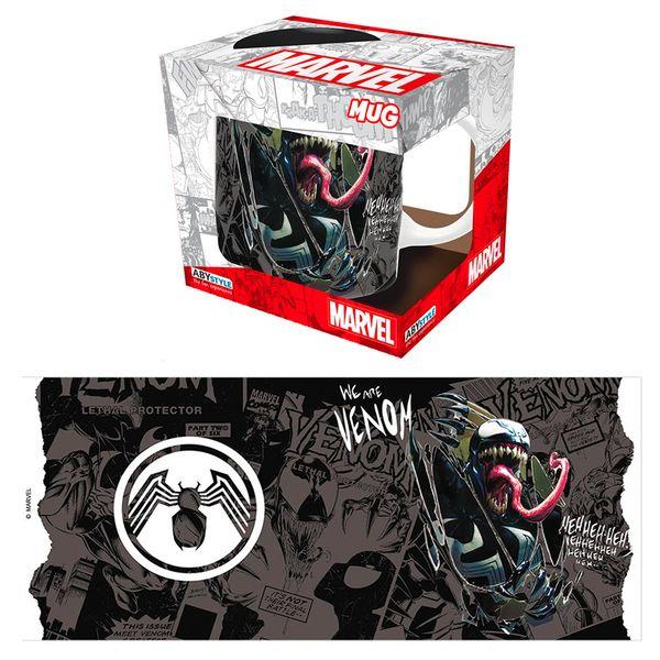 Taza Venom ABYstyle Marvel Comics