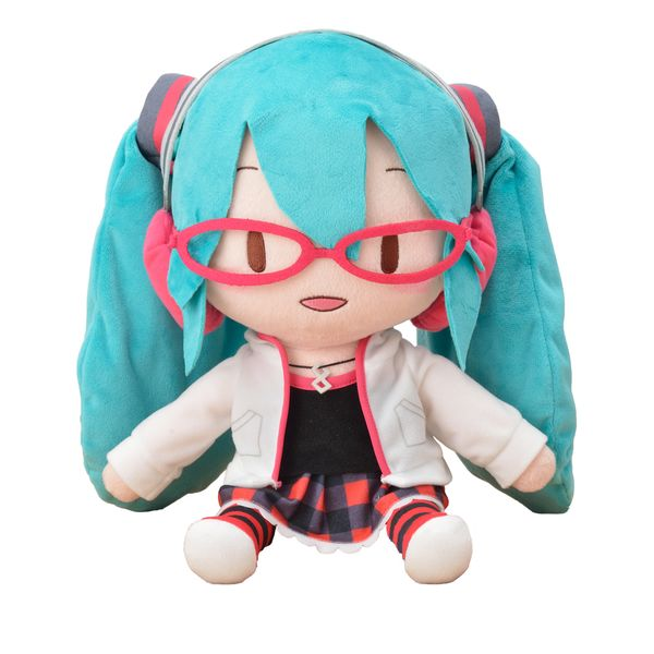 Plush Doll Miku Natural Vocaloid