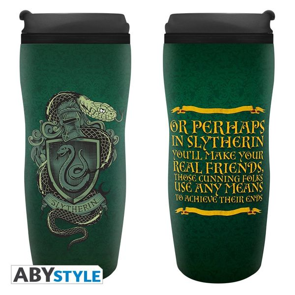 Slytherin Travel Mug Harry Potter