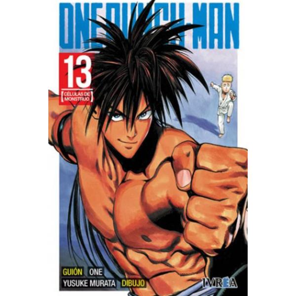 One Punch Man #13 Manga Oficial Ivrea