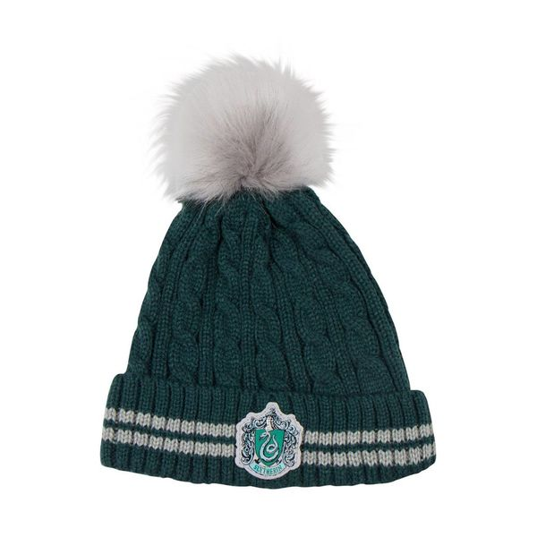 Gorro Beanie Slytherin Harry Potter