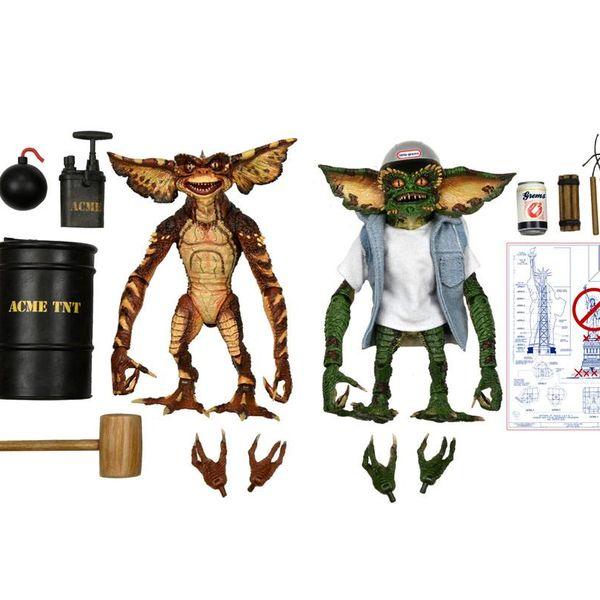 Figura Demolition Gremlins Pack de 2 Gremlins 2 Ultimate