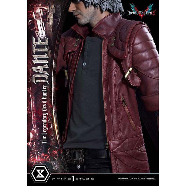 Estatua Dante Sparda Devil May Cry 5 Prime 1 Studio