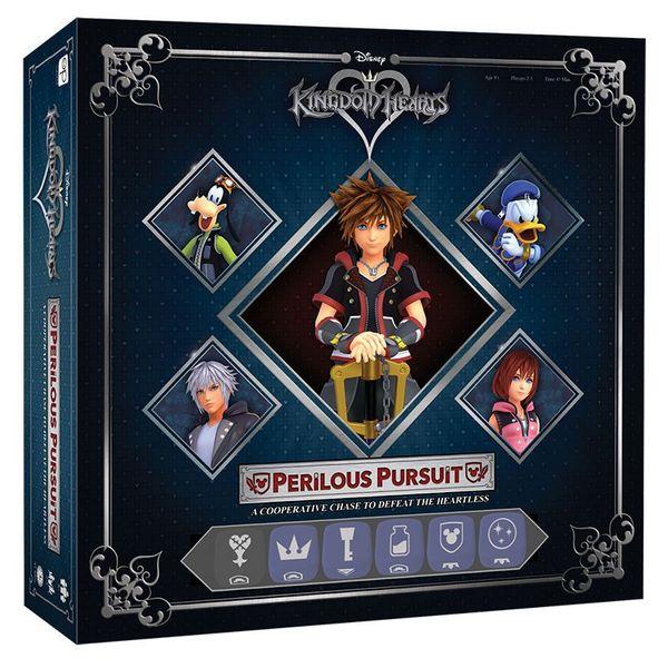 Juego de Mesa Kingdom Hearts Perilous Pursuit (Inglés)