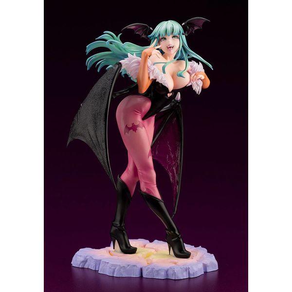 Figura Morrigan Darkstalkers Bishoujo