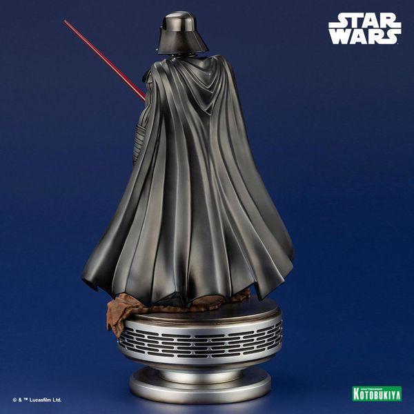 Figura Darth Vader The Ultimate Evil Star Wars ARTFX Artist Series