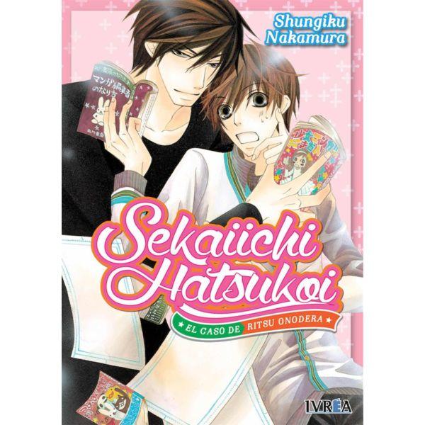 Sekaiichi Hatsukoi: el caso de Ritsu Onodera #01