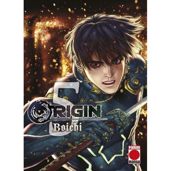 Origin #05 Manga Oficial Panini Manga