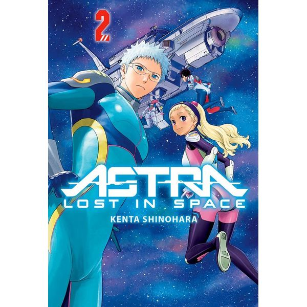 Astra Lost in Space #02