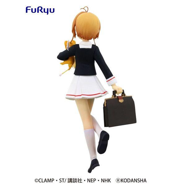 Figura Sakura Special Tomoeda Junior High School Uniform Card Captor Sakura Clear Card