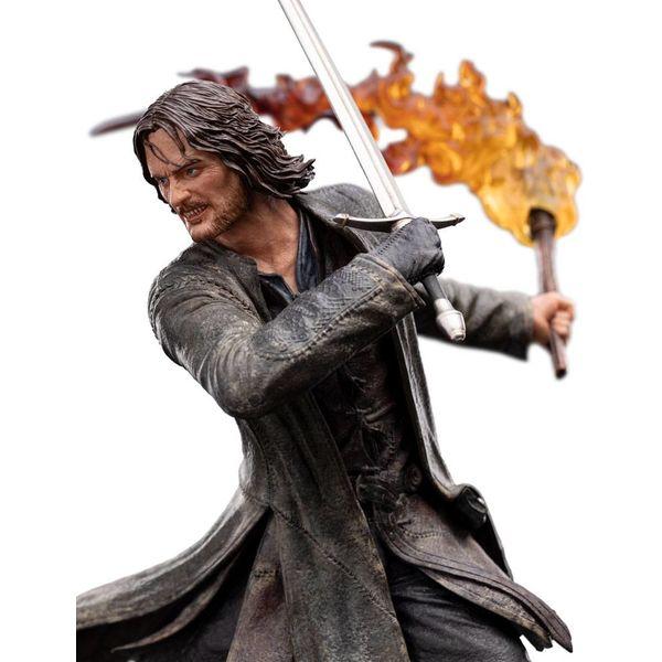 Figura Aragorn El Señor de los Anillos Figures of Fandom