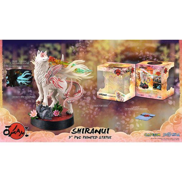 Figura Shiranui Standard Pose Okami F4F