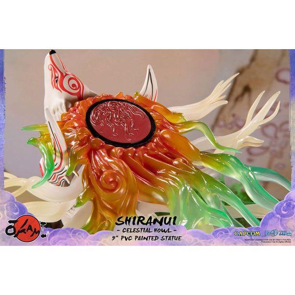 Figura Shiranui Celestial Howl Okami F4F