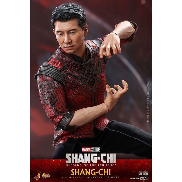 Figura Shang Chi La Leyenda De Los Diez Anillos Movie Masterpiece Hot Toys