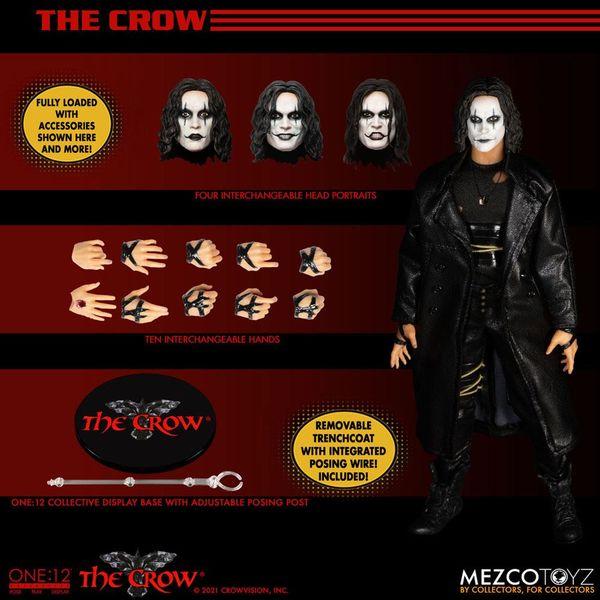 Eric Draven Figure The Crow