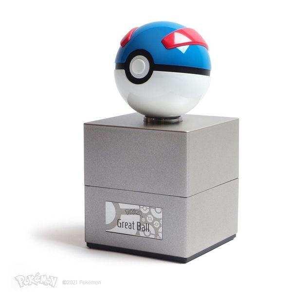 Electronic Replica Great Ball Diecast Pokemon