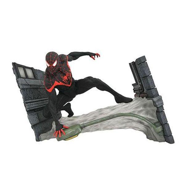 Miles Morales Spider-Man Figure Marvel Gallery Exclusive
