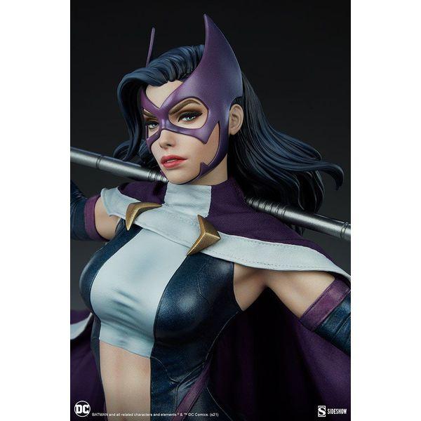 Estatua La Cazadora DC Comics Premium Format