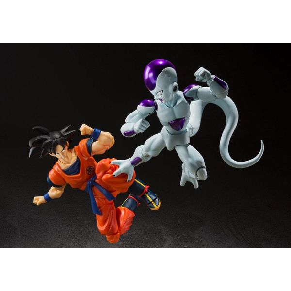 SH Figuarts Freezer Fourth Form Dragon Ball Z