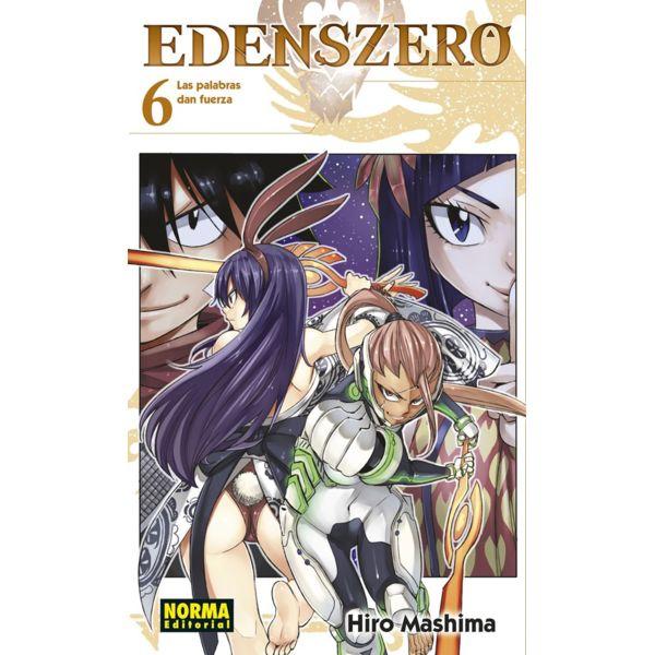 Edens Zero #06 Manga Oficial Norma Editorial