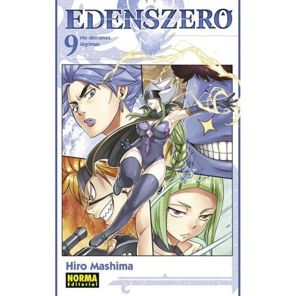 Edens Zero #09 Manga Oficial Norma Editorial