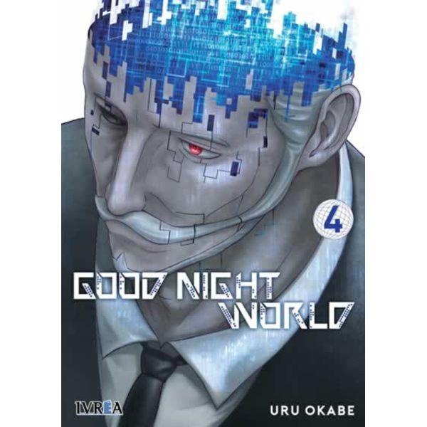 Good Night World #04 Manga Oficial Ivrea