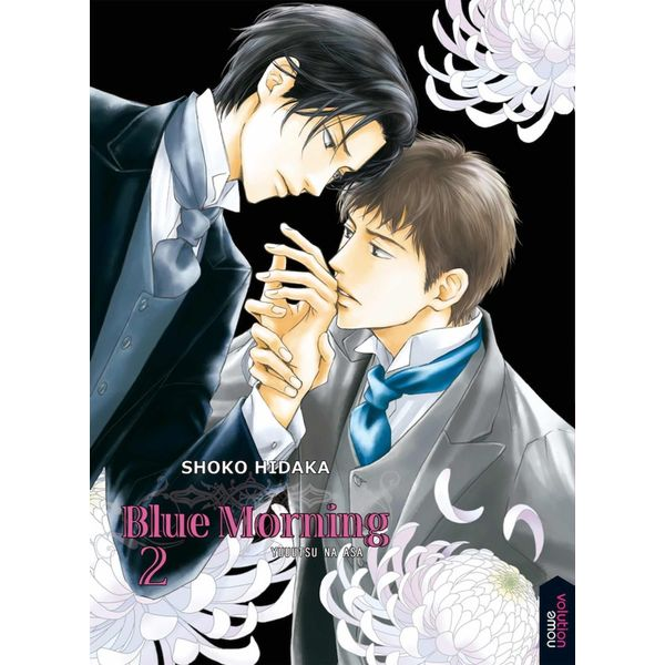 Blue Morning #02 Manga Oficial Now Evolution