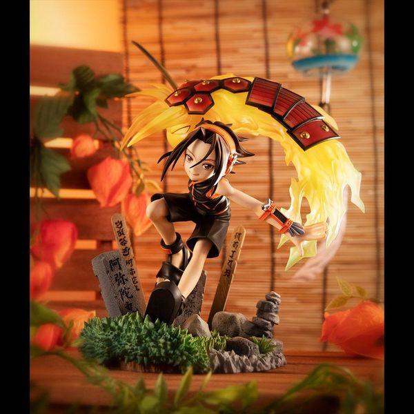 Figura Yoh Asakura Shaman King Lucrea