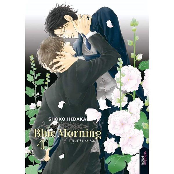 Blue Morning #04 Manga Oficial Now Evolution (spanish)