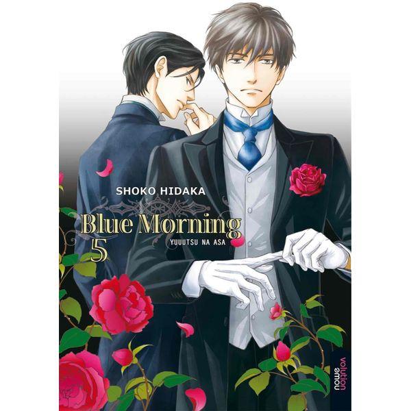 Blue Morning #05 Manga Oficial Now Evolution