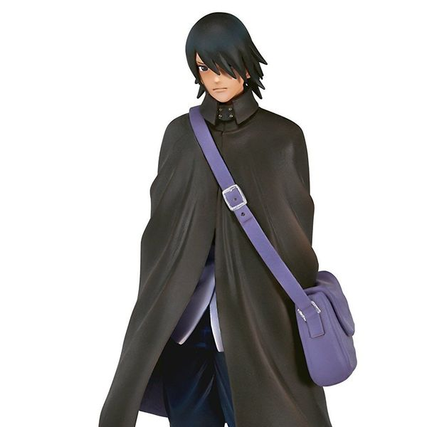 Sasuke Uchiha Boruto Naruto The Movie Figure DXF Shinobi Relations