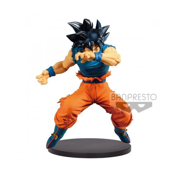 Goku Ultra Instinct Figure Dragon Ball Super Blood of Saiyans Special II