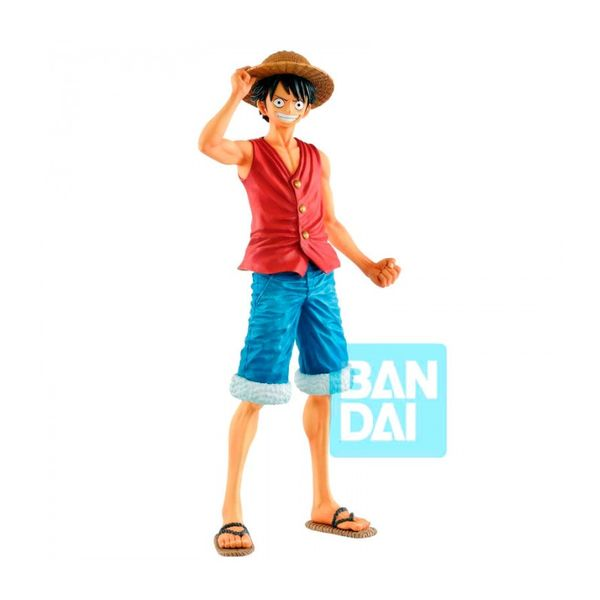 Luffy Figure One Piece 20th History Masterlise