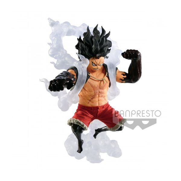 Luffy The Snakeman Figure One Piece King of Artist