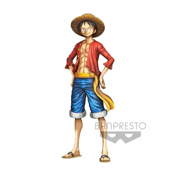 Figura Monkey D Luffy Manga Dimensions One Piece Grandista The Grandline Men