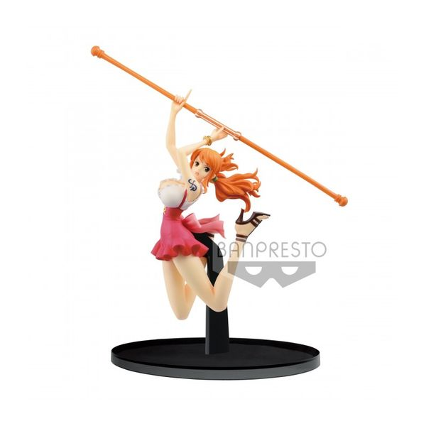 Figura Nami One Piece World Figure Colosseum 2018