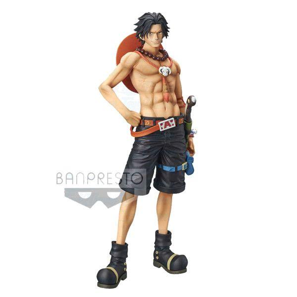 Portgas D Ace Figure One Piece Grandista The Grandline Men