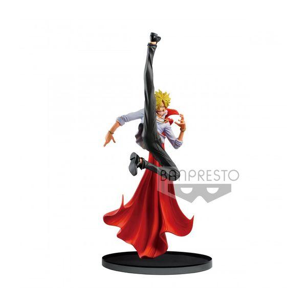 Sanji Figure One Piece World Figure Colosseum 2018