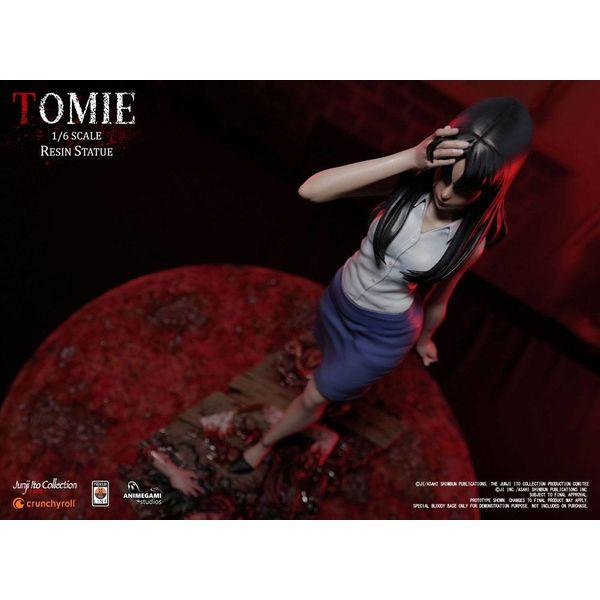 Estatua Tomie Junji Ito Collection