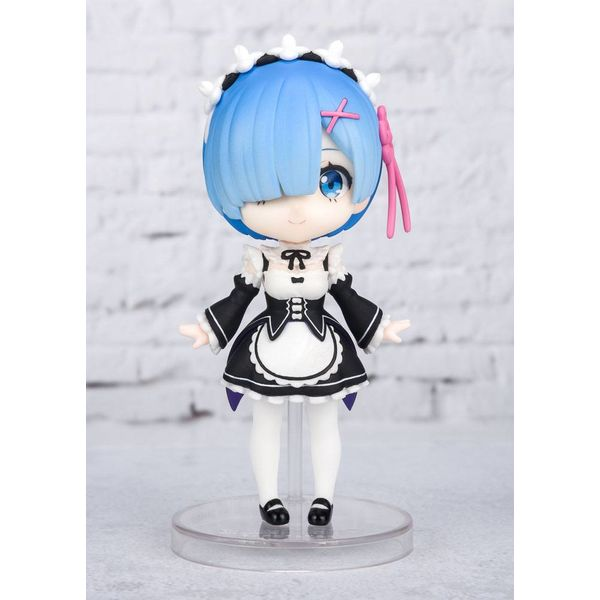 Figuarts Mini Rem Re Zero Starting Life in Another World 2nd Season