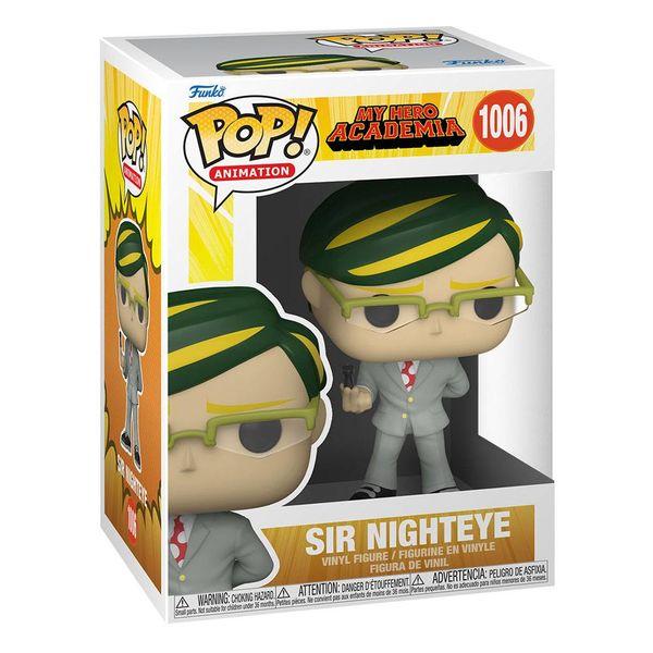 Funko Sir Nighteye My Hero Academia POP! Animation 1006